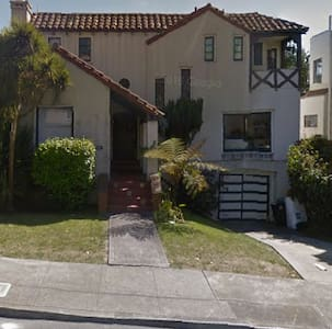 Stay in the cheapest room in San Francisco! - San Francisco - House