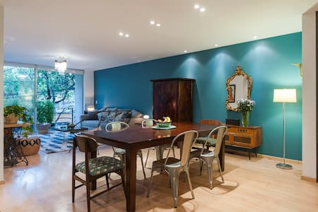Stylish home in SOHO of Mexico City - CONDESA/ROMA - Apartment