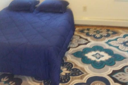 $35 Room for Couple in Large, Sunny Apt. Near NYC - Newark - Wohnung