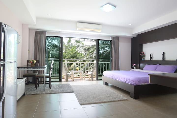 Comfortable condo near the beach - Hua Hin - Leilighet