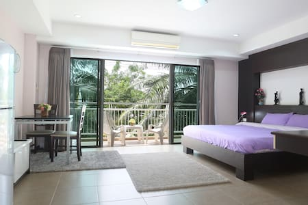 Comfortable condo near the beach - Apartment