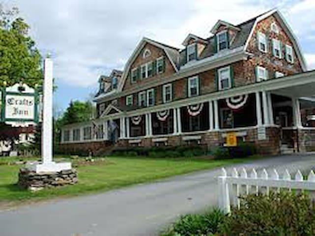 The Craft's Inn, Wilmington, VT - Wilmington - Apartamento