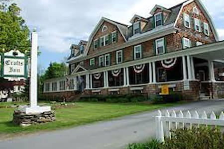The Craft's Inn, Wilmington, VT - Wilmington