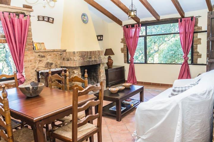 Rural House: El Pozuelo