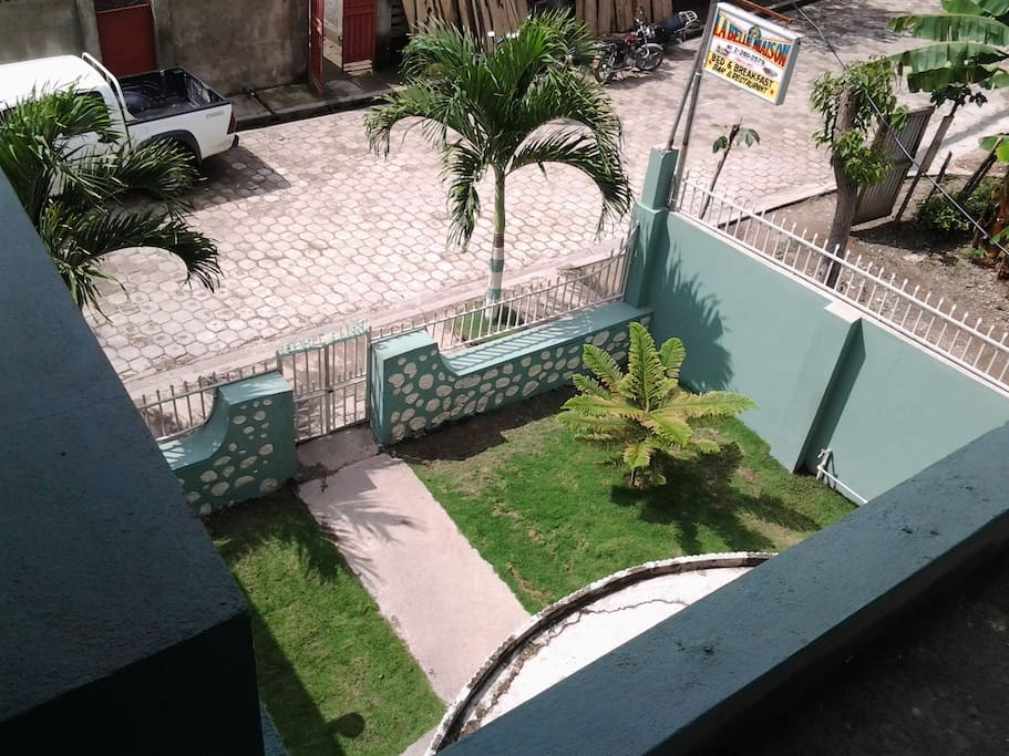 View from the 3rd floor