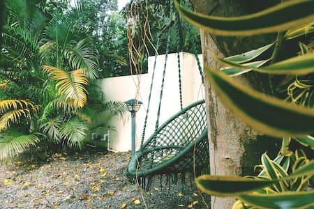 Lush Green Hut