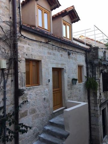 "Private house with a two new apartments ""Dalija"" and ""Dolores"""