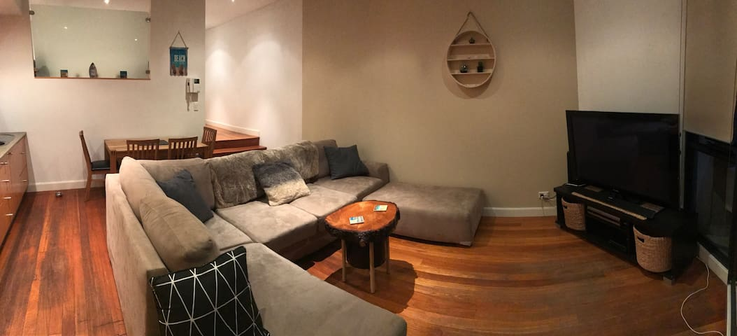 1 bedroom with balcony close to beaches - Waverley - Apartamento