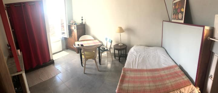 Cozy 18m2 Studio near City Center
