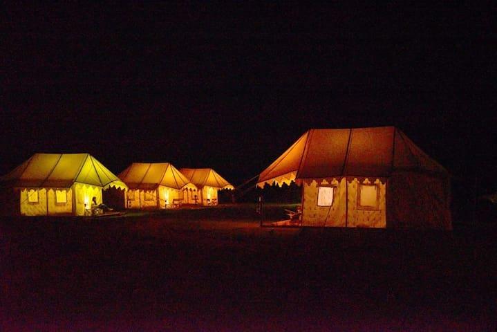 Encamp Adventures - Brahmaputra Riverside Camping