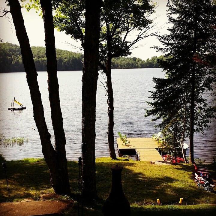 Wollaston Lake Family Getaway