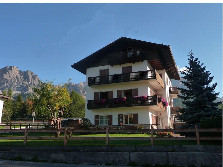 Appartamento cristina apartments for rent in cortina d for Cristina woods apartments