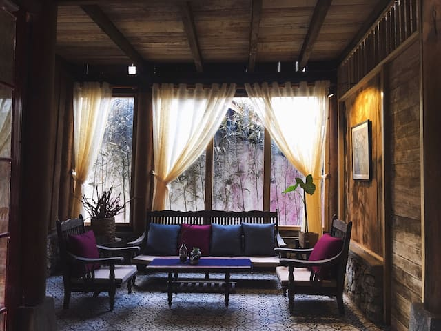 Opal house, Ta Van, Sa Pa-Double Room 2  (-30%)