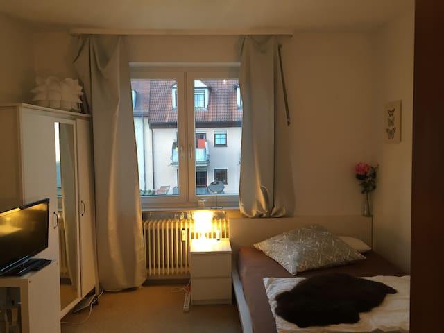Gemütliche 1-Zimmer Wohnung - Würzburg - อพาร์ทเมนท์