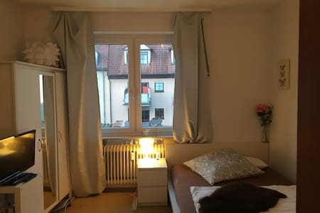 Gemütliche 1-Zimmer Wohnung - Würzburg - Wohnung