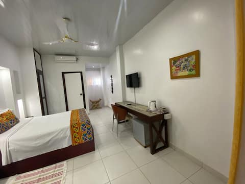 Private Room9 with bathroom en-suite and terrace