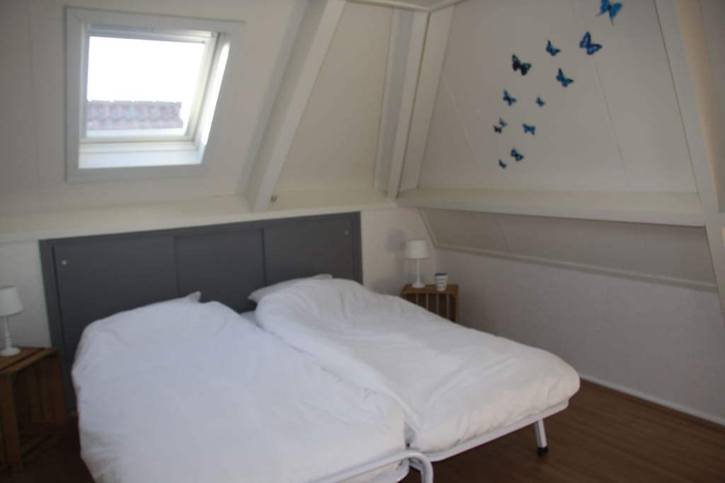 Bedroom for 2 or 3 persons