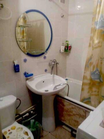 Аппартаменты  зал, спальня, кухня, вана