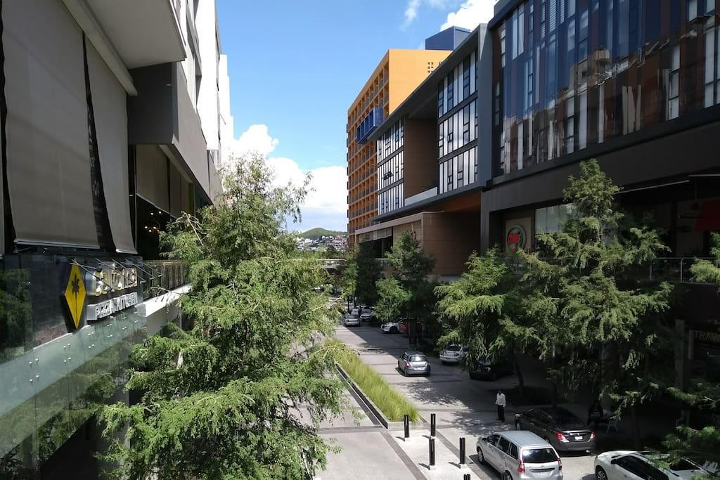 Avenida Principal Nuevo Sur.