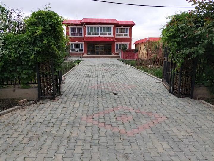 水西沟农家小院