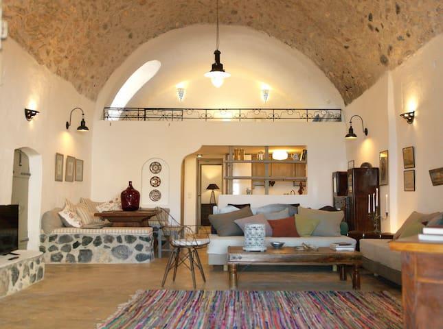AFOURA HOUSES by K&K - LINO