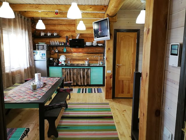 Holiday home Turgoyakskaya Izba
