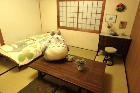 Totoro Room!!! IMAZATO 88 OSAKA *MOMO* - 大阪市