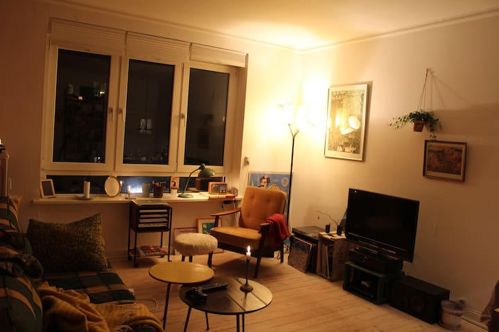 Very cosy apartment close to subway station