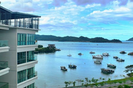 Imago Sea-View 3 Room Luxurious Apartment Yap AB1 - Kota Kinabalu - 公寓