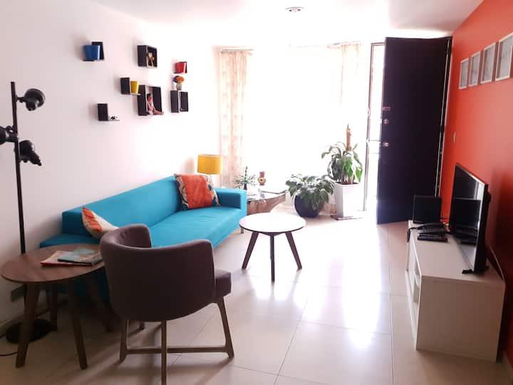 Lovely Apartment - Roma, Condesa, WTC