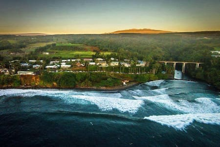 Hawkins Vacation Rental--time to get away - Hilo