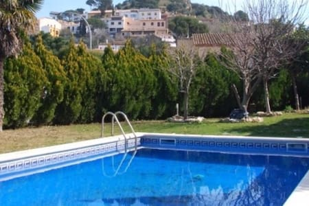 HUTG-024465 Double Room-Stone House with Pool - Begur - Casa