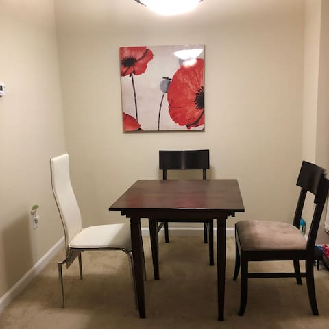San mateo 2 bed 2 bath apartment!