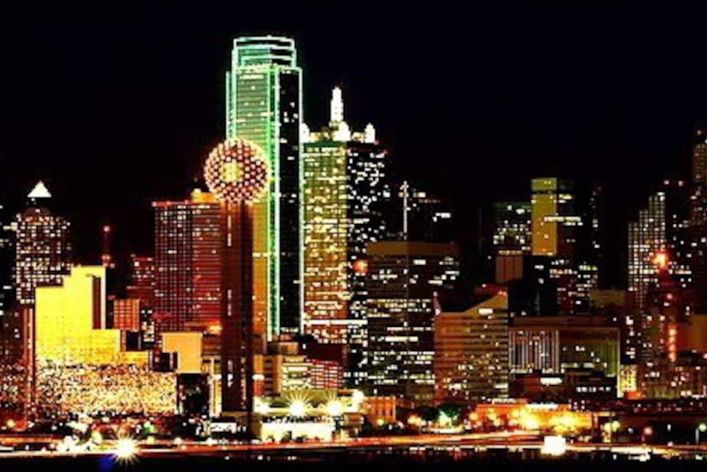 Cozy Downtown Dallas Apartment With Free Parking Appartamenti In Affitto A