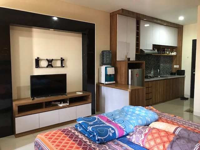 Studio Full Furnish Located in Semanggi Jakarta