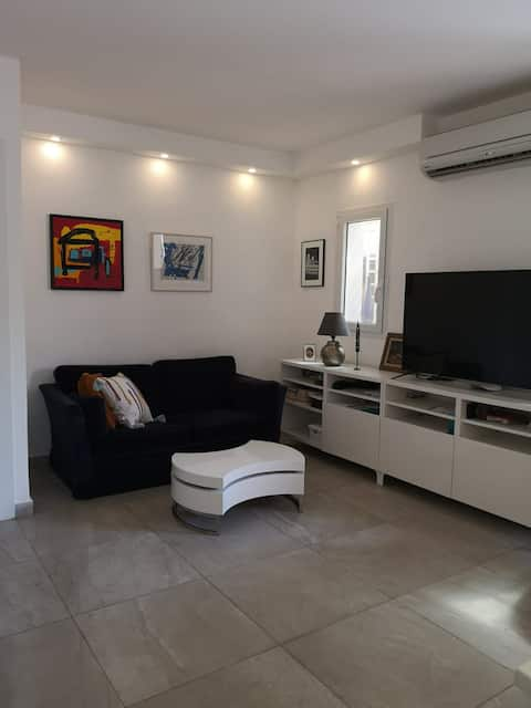 Perfect vacationhome in Modiin