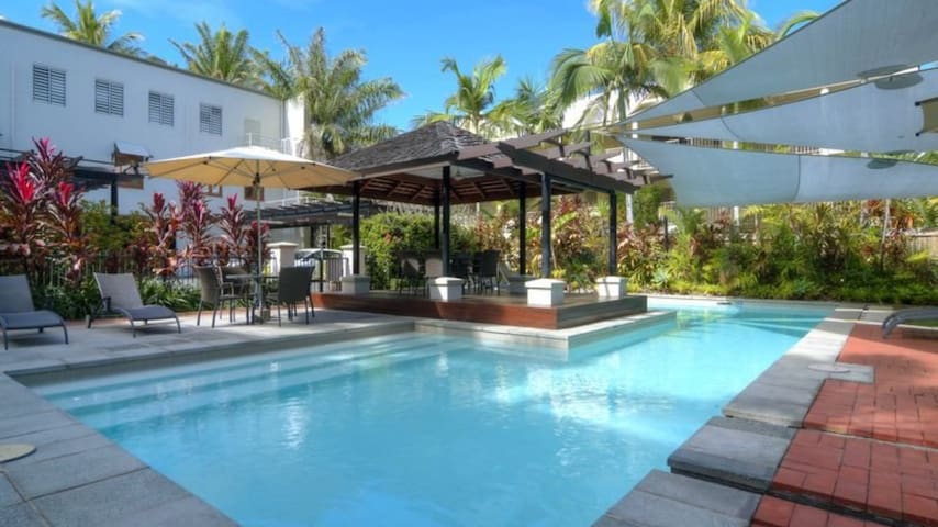 Tropical apartment  April/May special $99 p/n - Port Douglas - Appartement
