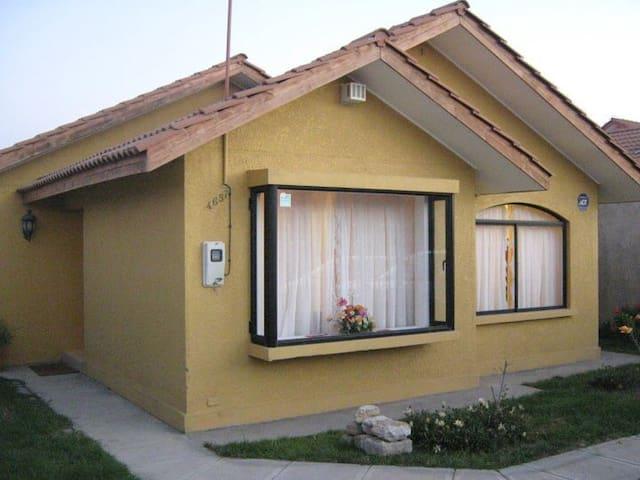 Casa Acogedora en La Serena