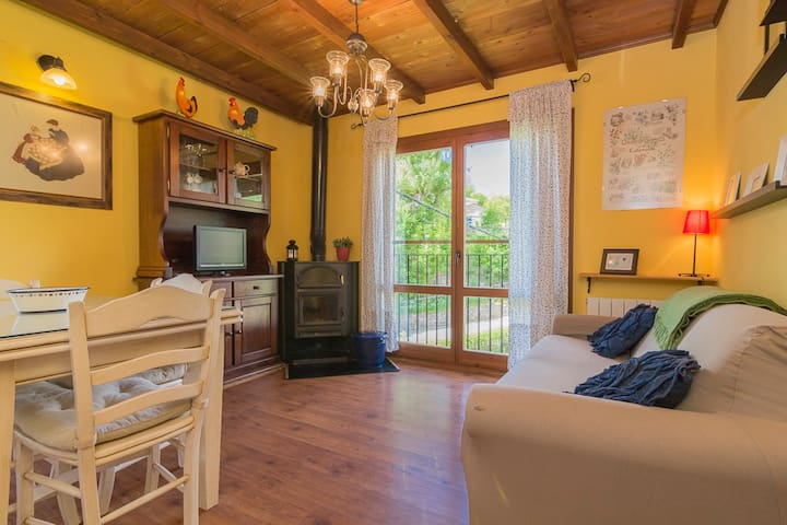 Ideal Parejas con niños. Valle de Benasque-Cerler - Benasque - Appartement