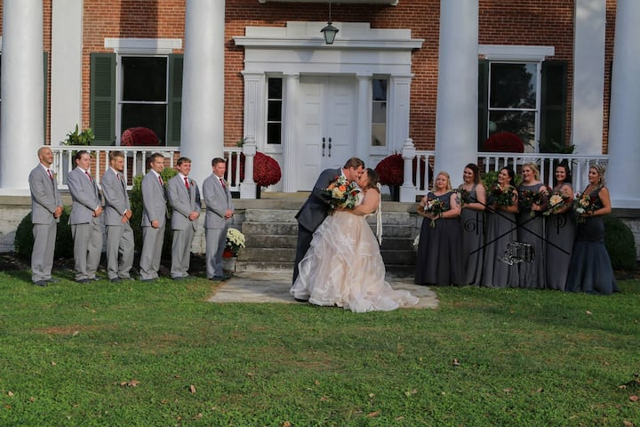 Historic Shelby Manor: Wedding Destination