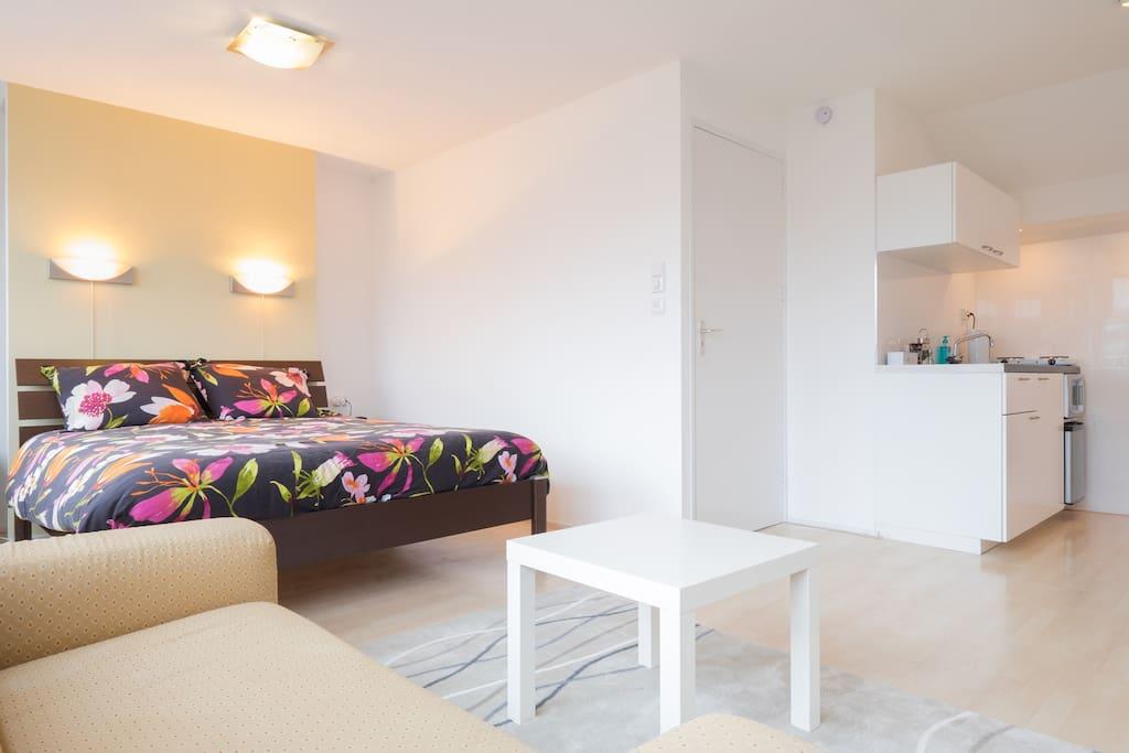 Apartment impression