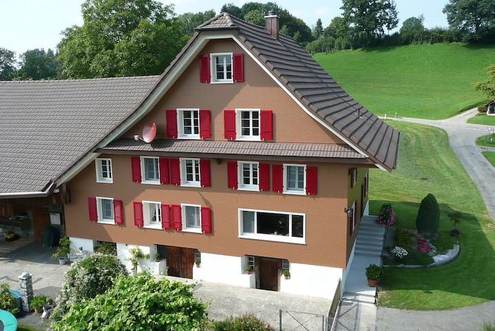 Bed and Breakfast in Hellbühl