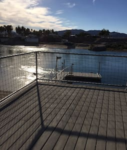 Colorado River Guest House w/ Dock & Beach Access - Mohave Valley