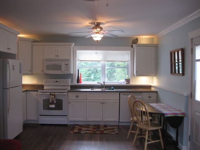 Private cottage like apartment in the city - Fredericton