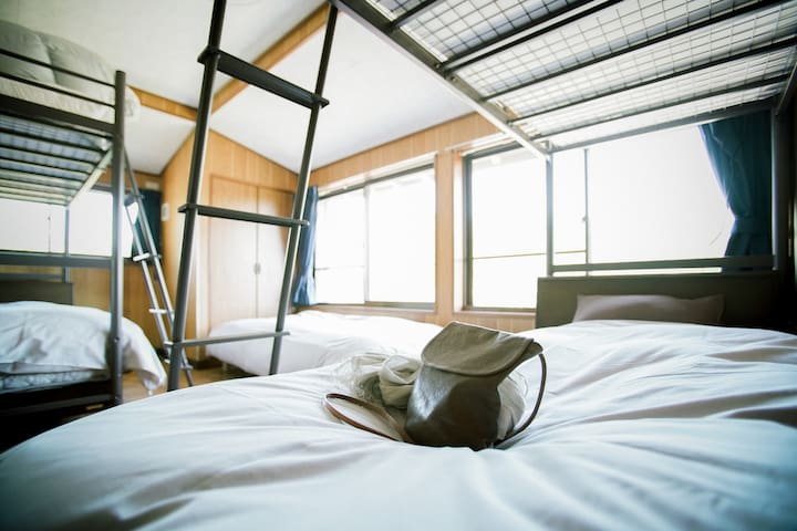 Yukinoura Guest House Moritaya*Female Dorm*