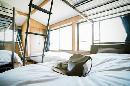 Yukinoura Guest House Moritaya*Private Room Kawa1*