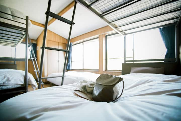 Yukinoura Guest House Moritaya*Private Room Kawa1*