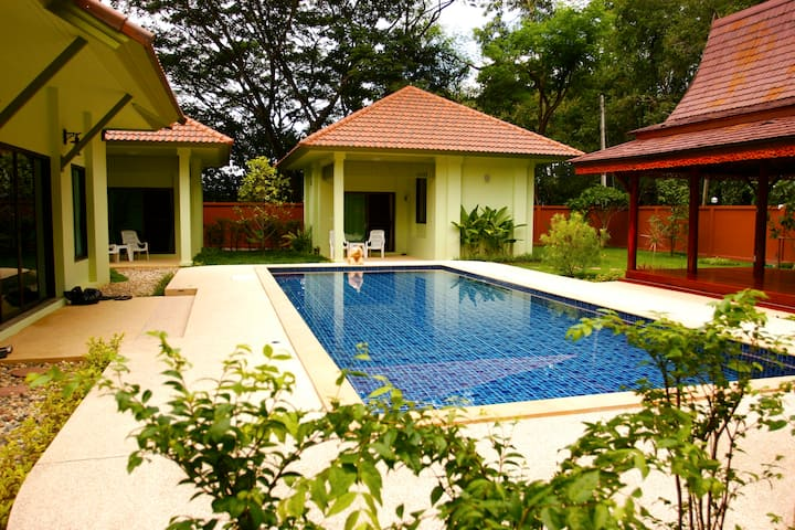 Taew Laew Pool Villa (1-bedroom, The Villa Vanali)