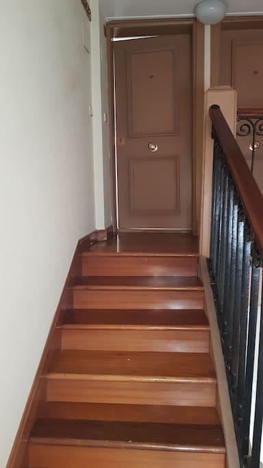 Es un 5 por escalera pero se suben muy cómodas......