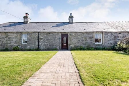 Cosy, country holiday retreat close to city - Kirknewton - Huis